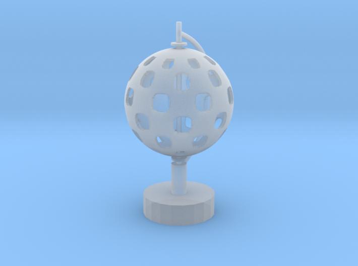 Standing Sphere 3d printed