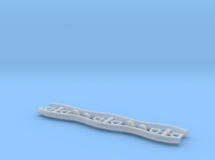 Schnellboot Fuelhoses 1/35 3d printed
