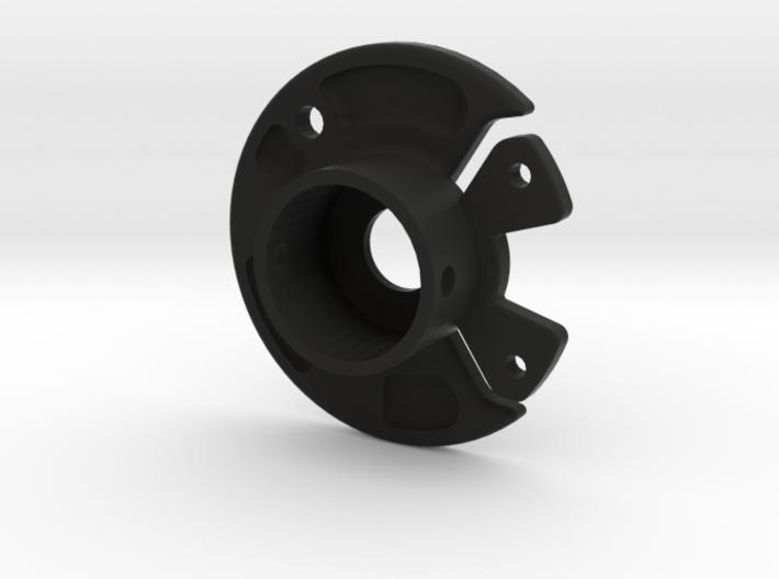 TerraMod 183 Rear Brake Dust Shield 3d printed
