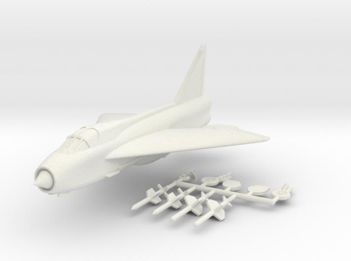 1/200 BAC Lightning T.4 3d printed