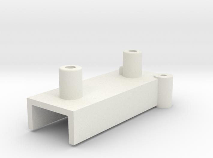 GuidaClinoDX 3d printed