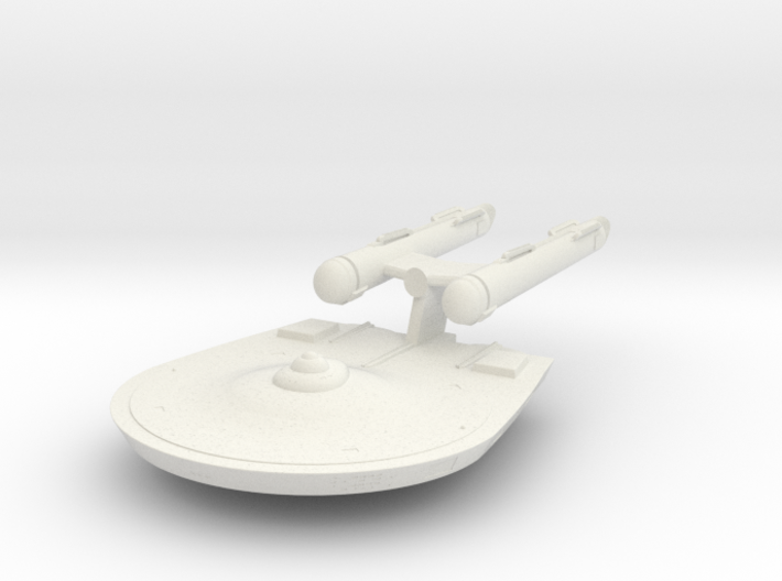 TOS Constellation II Class 3d printed