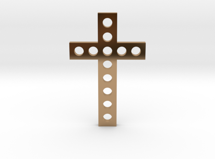 Cross Of Euphrosyne Of Polotsk 3d printed