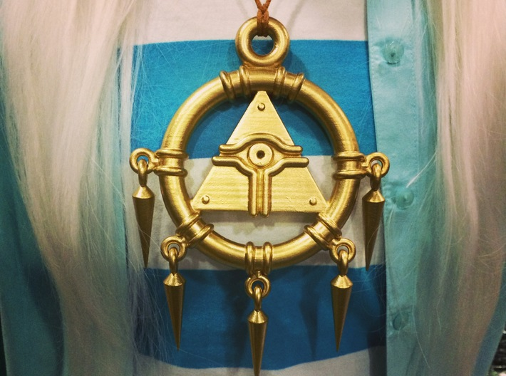 Millennium Ring - Yu-gi-oh! 3d printed Perfect for cosplay!