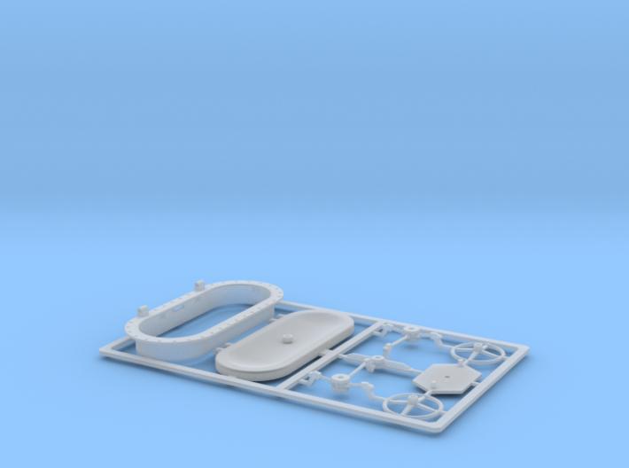 Schott Typ-C 1:40 3d printed
