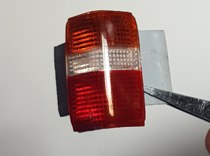 RCN016 Rear lights for Pro-Line Toyota SR5  3d printed