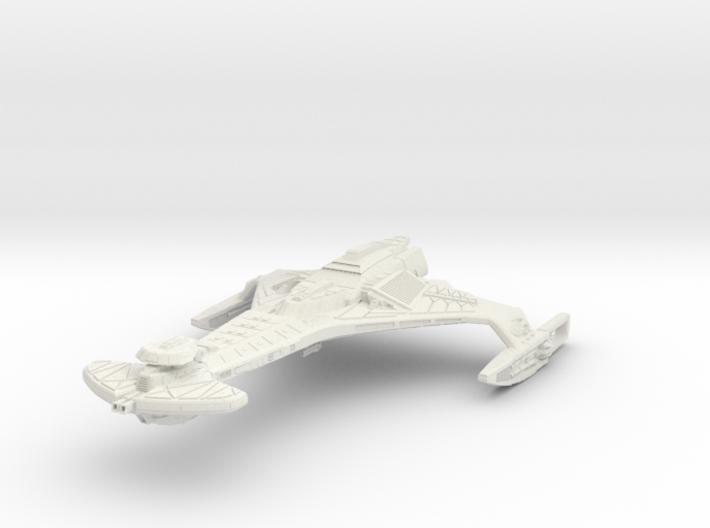 D24 Predator VI Refit BattleCruiser 3d printed