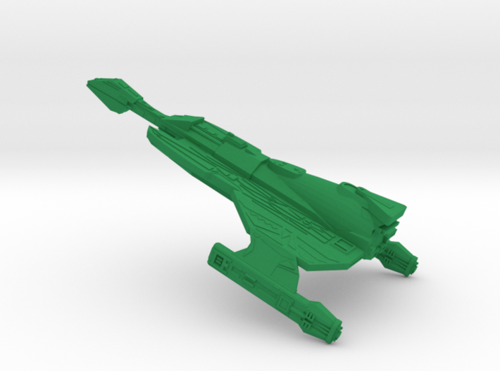 2500 L-24B Ever Victorious Battleship 3d printed