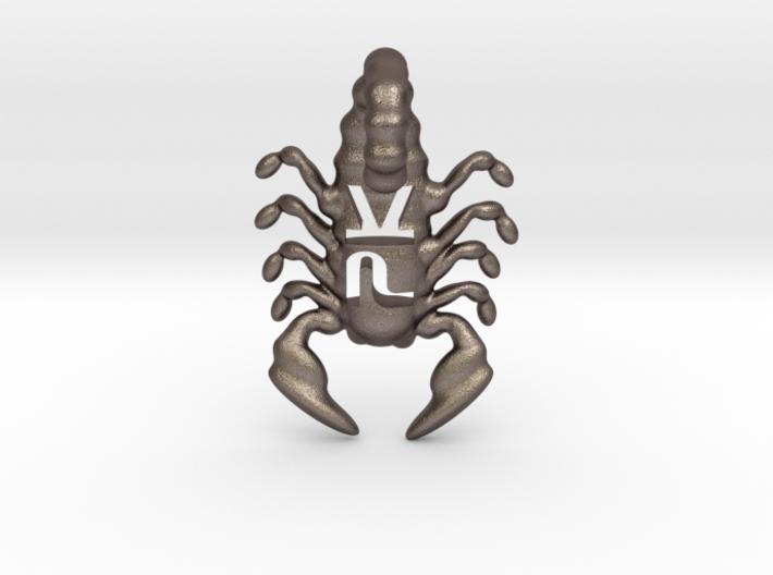 The Parallelkeller scorpio v02 3d printed