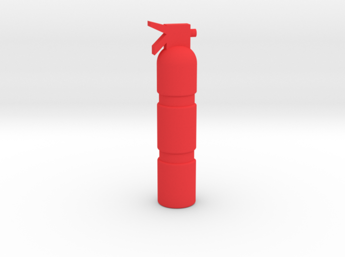 THC'S 1:18 SCALE FIRE EXTINGUISHER 3d printed