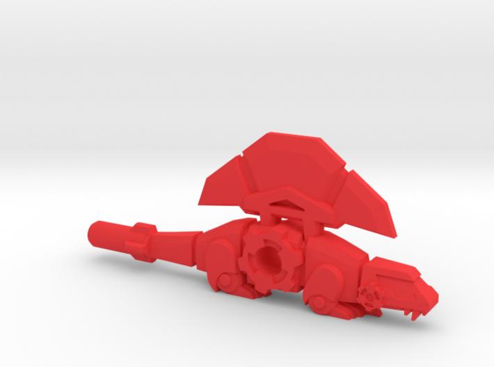 BMOG Synaxid, Dimetrodon/Axe 3d printed