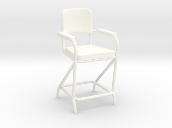 Billiard Chair 3d printed