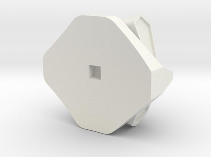 B-Bot-Head 3d printed