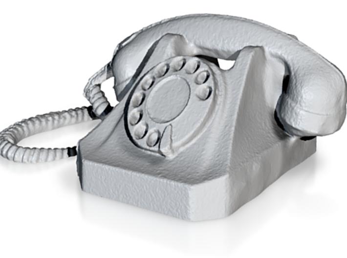 Telefon für Maßstab 1:22,5 bzw. 1:24 3d printed
