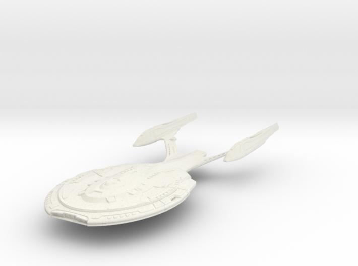 Bismark Class BattleShip 3d printed