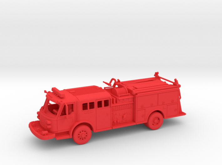 ALF Century 2000 1:87 combined 3d printed