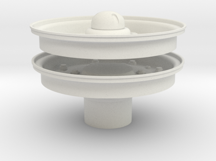 1/6 CMP Cap Set 3d printed