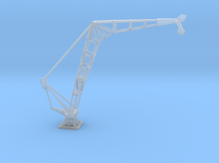 1/150 USN Starboard Crane 3d printed