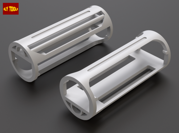 Generic 7/8'' Chassis - Spark 2/Igniter 2 Chassis 3d printed  Spark 2/Igniter 2 Chassis, both sides