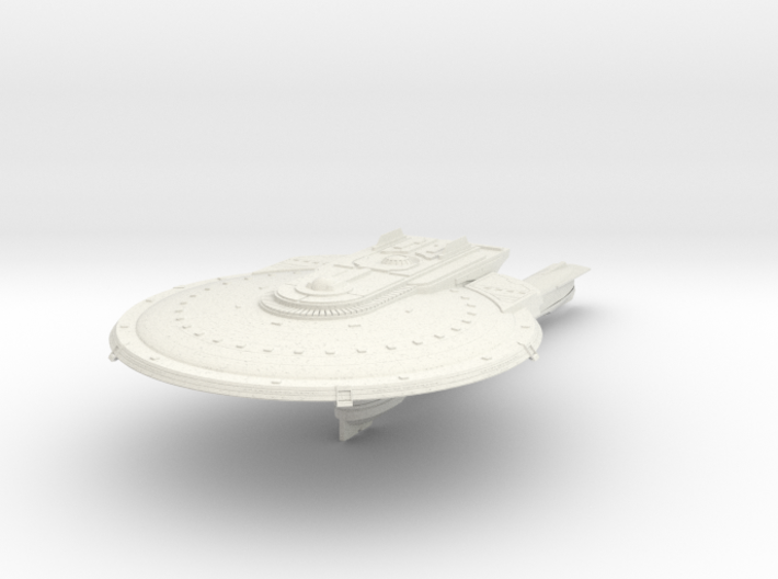 WindRunner Class Refit Scout Destroyer 3d printed