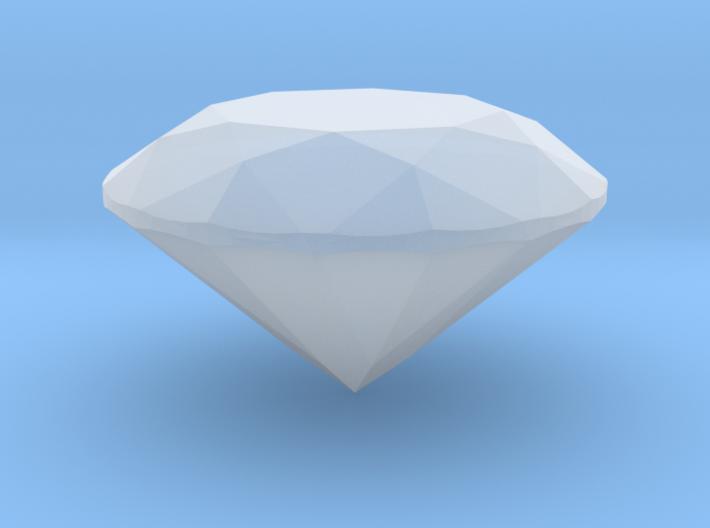 Diamond 8 Mm 3d printed
