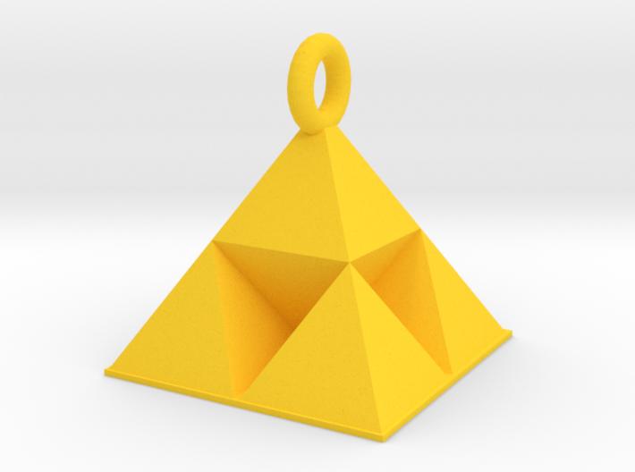 Tri-chain 3d printed