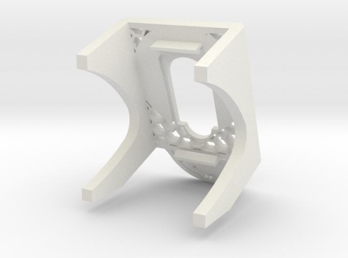 Servomotor Support 3d printed