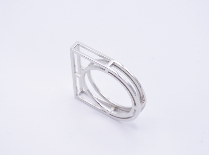 • b l o u • Ring - Volume 4 - #1 3d printed