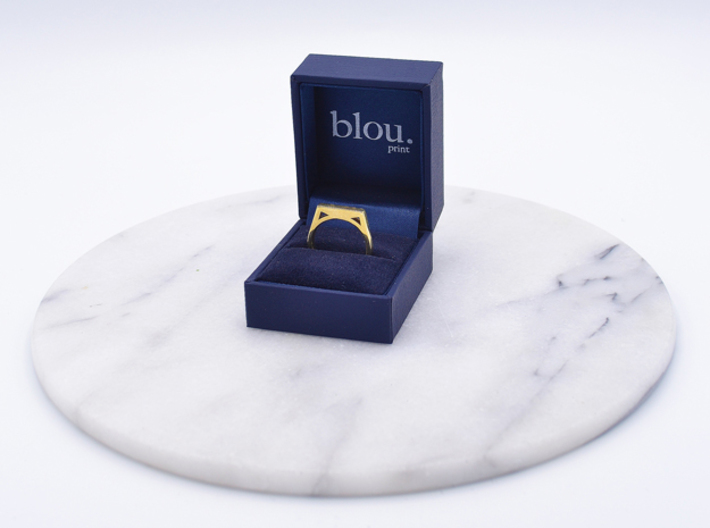 • b l o u •  Ring - Volume 2 - #3 3d printed
