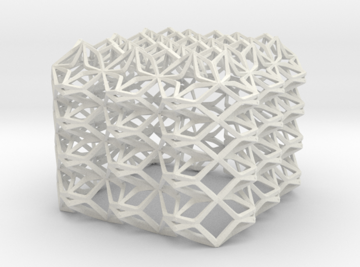 Little Table Structure 414131 3d printed