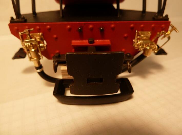 UIC Anschluss Set für die 99222 3d printed