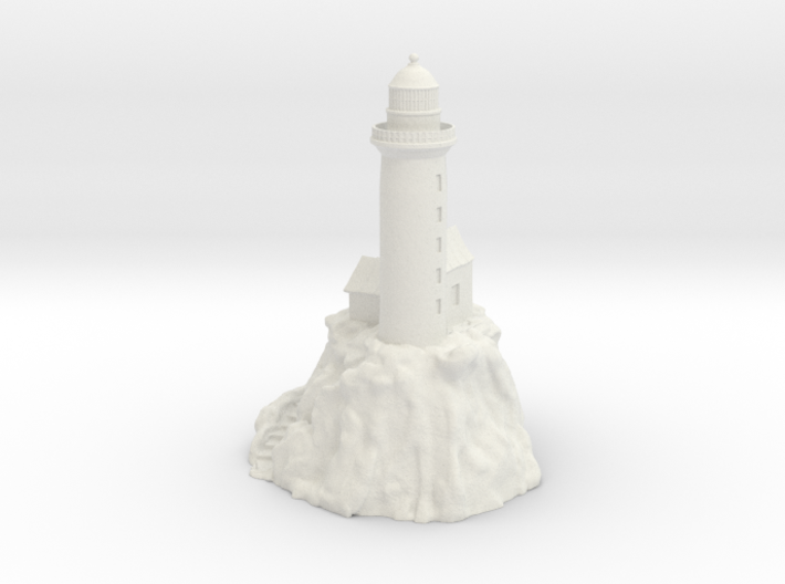 Non-scale Lighthouse 3d printed