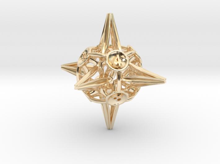 Crowns D8 3d printed