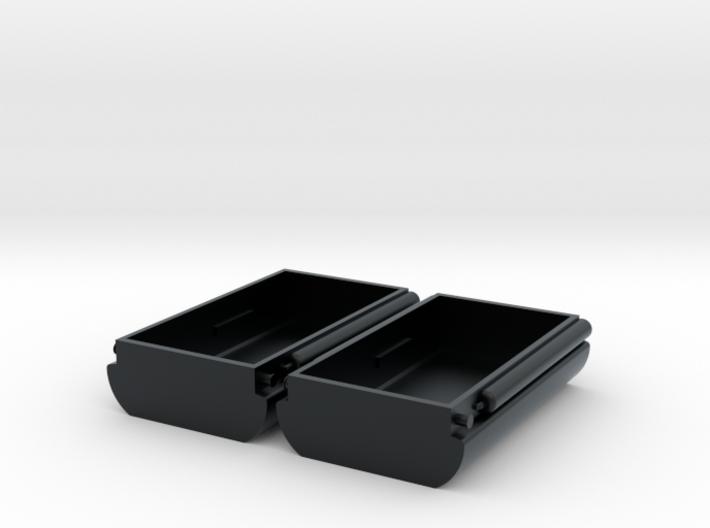 2 Pack - 3200 Gallon EMD Fuel Tank (Kato N) 3d printed