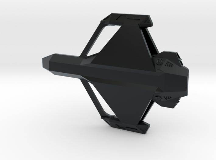 Escort Hawk Mk-4a 1-1200 REV-0 3d printed