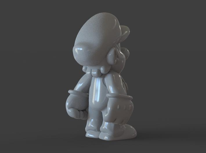 Nintendo Mario  3d printed
