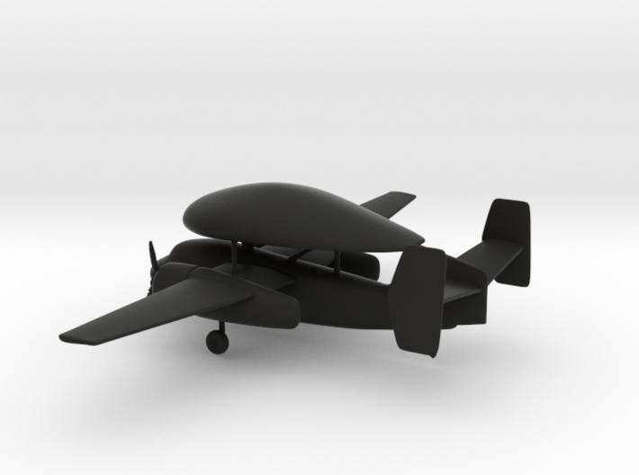 Grumman E-1 Tracer 3d printed