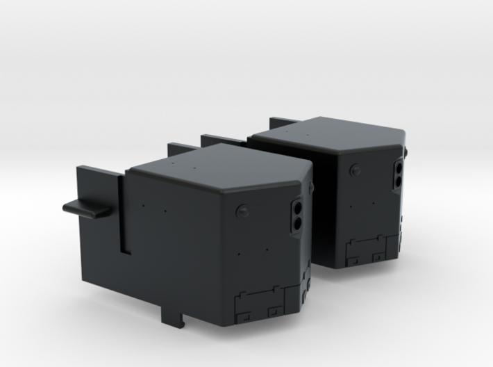EMD GP Nose w/Headlight (N) 3d printed