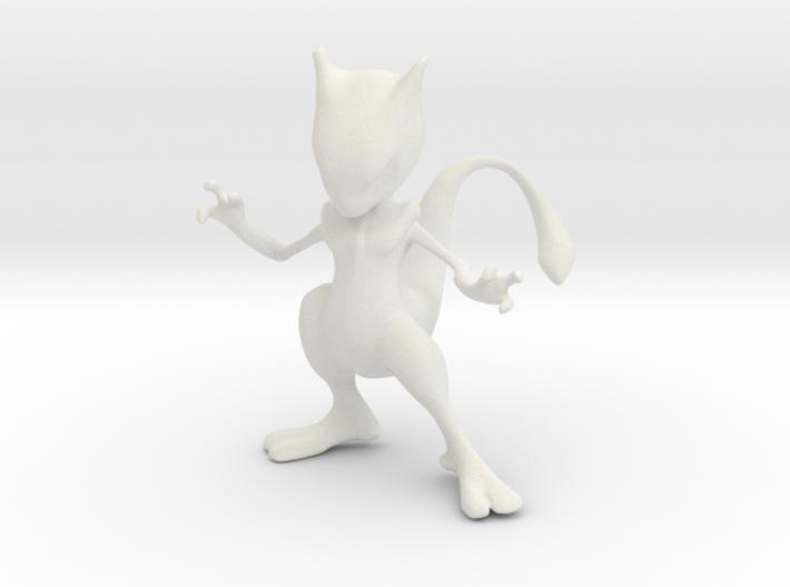 Mewtwo 3d printed