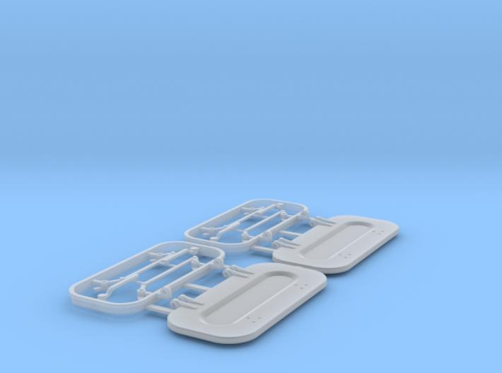Schott Typ-F in 1:40 2 Stück 3d printed