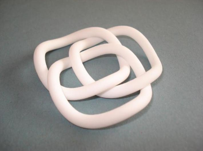 Brunnian Circles 3d printed Another picture
