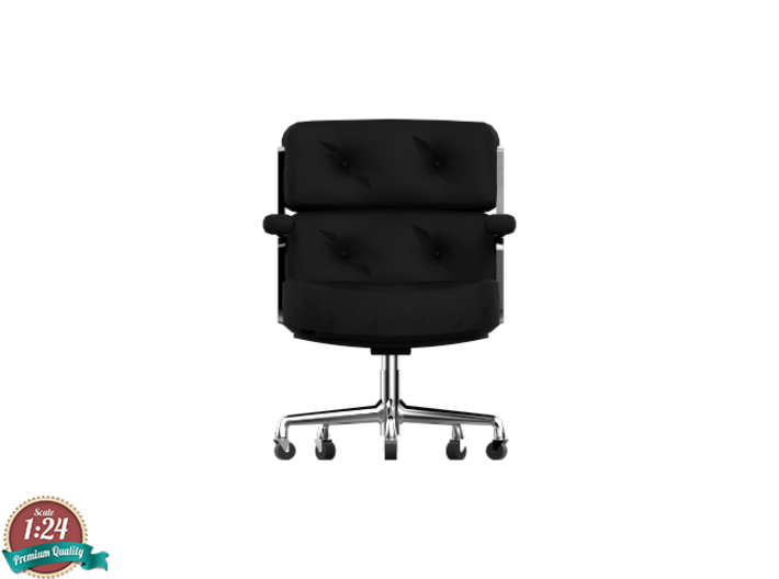 Miniature Eames Executive Chair - Charles and Ray  3d printed Eames Executive Chair - Charles and Ray Eames