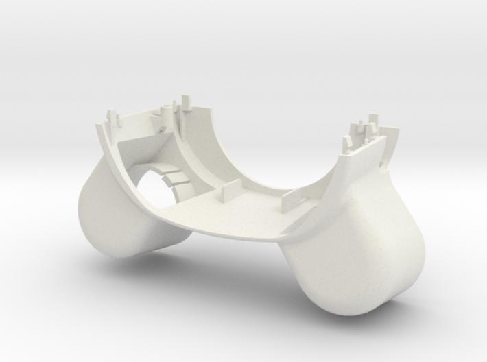Skyline R32 - 2X 52mm Steering Column Gauge Pod 3d printed