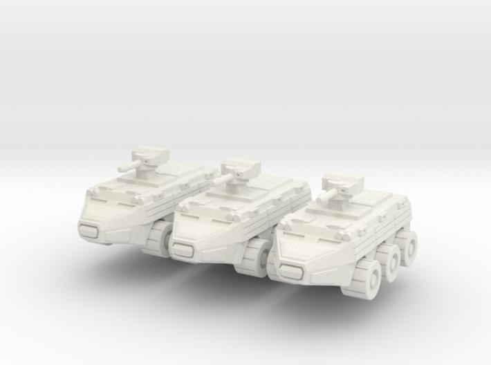 TOTEM APC Squadron 3d printed