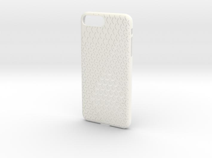iPhone 7 & 8 Plus Case_Geometric 3d printed