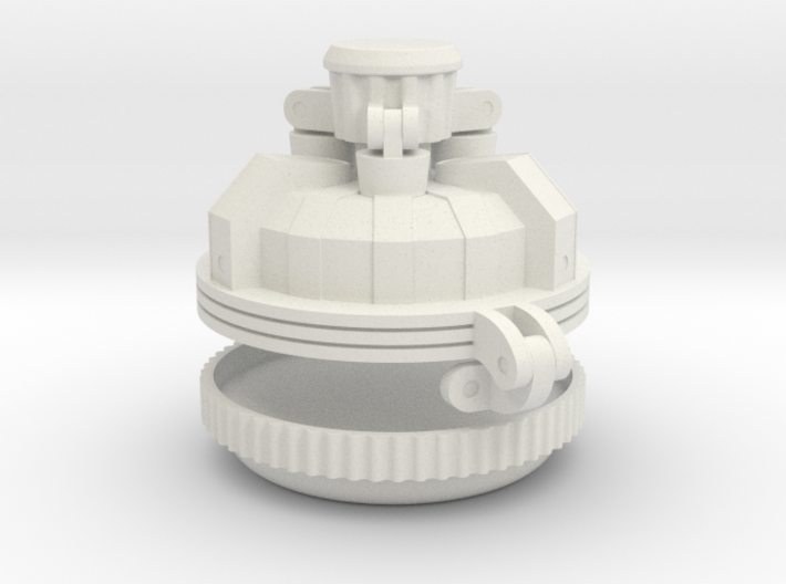 Tiny Cannister 3d printed