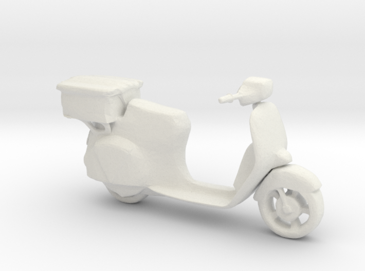 Printle Thing Scooter 02 - 1/24 3d printed