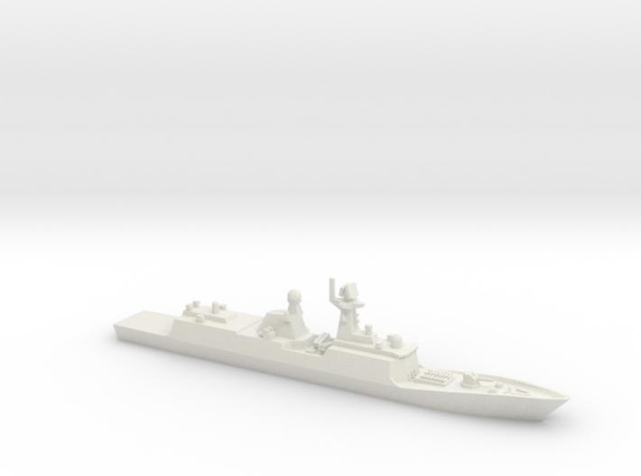 054A Frigate, 1/1250, HD Ver. 3d printed