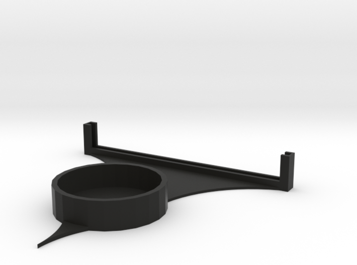 Lithophane Tealight Stand 2 3d printed