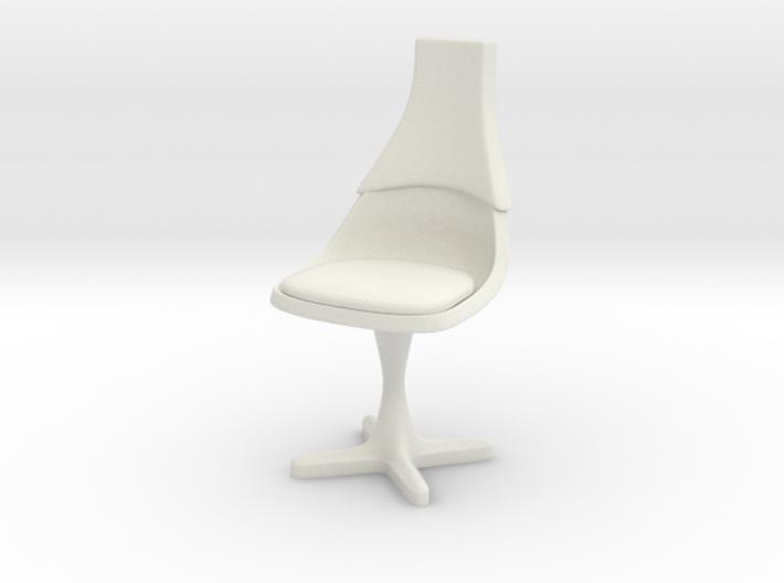 TOS Bridge Chair Ver. 1.5 1:30 MM 3d printed